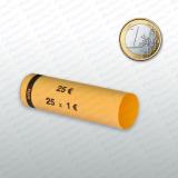 Münzhülsen - 1 Euro Großpackung 2100 Stück